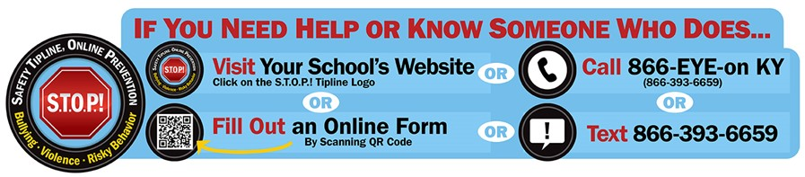 Safety Tipline for Online Prevention of Bullying, Violence, and Risky Behavior