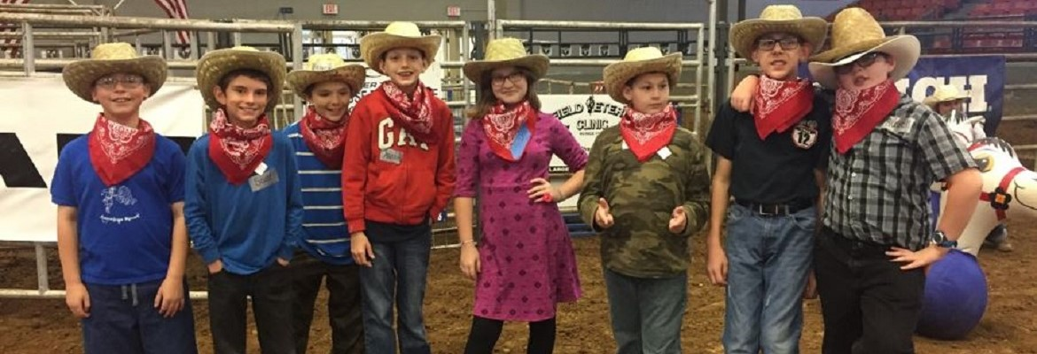 CCMS students enjoyed attending the MSU Rodeo!