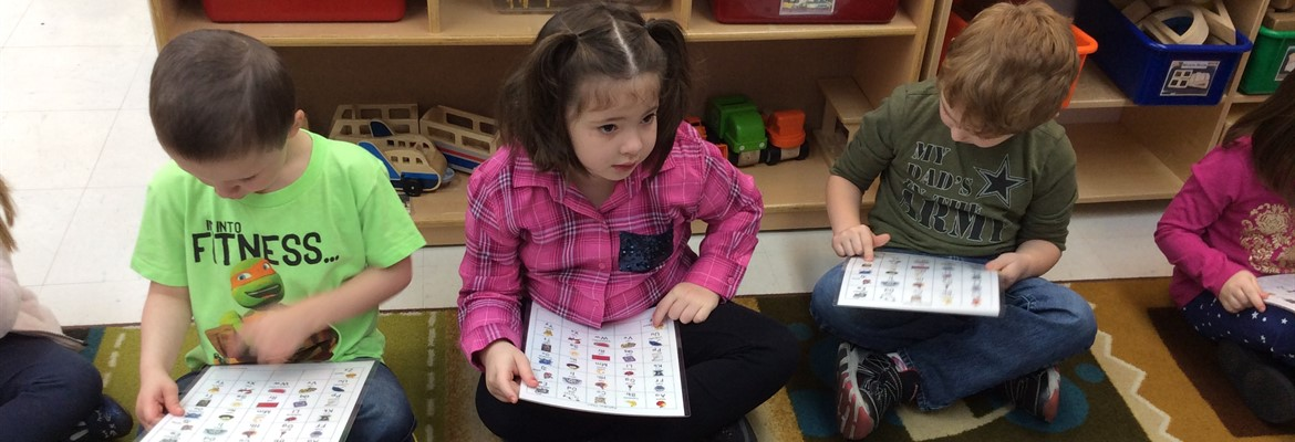 Phonemic awareness lesson