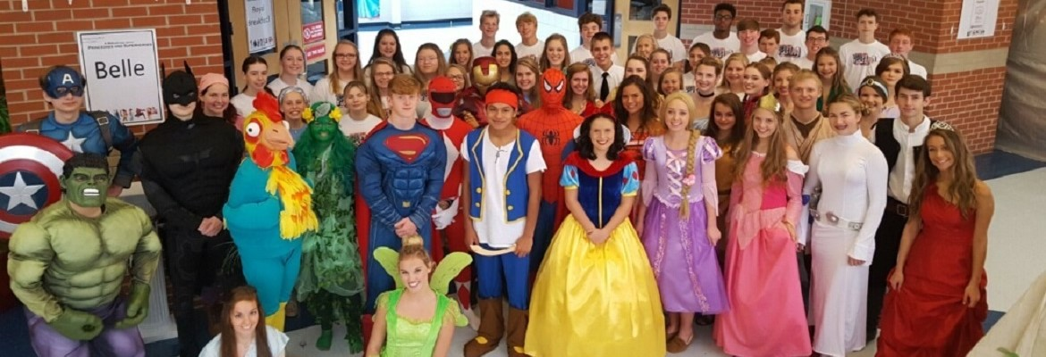 FBLA Superhero and Princess Breakfast was a huge success Saturday.