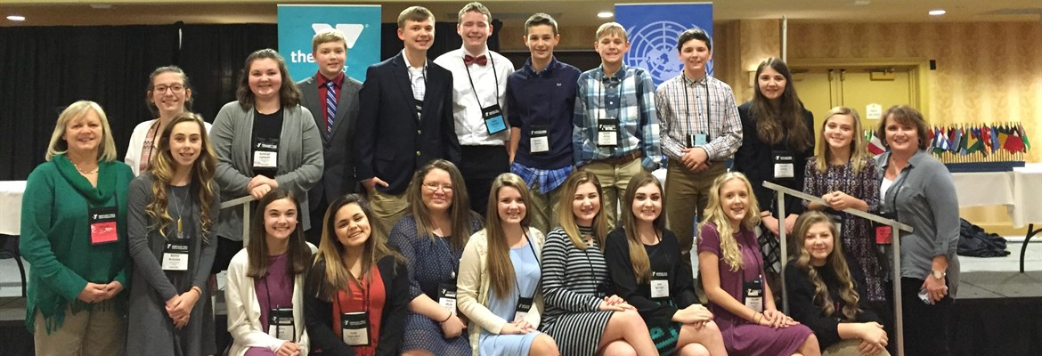 CCMS recently sent a delegation to the state KUNA Convention and won Outstanding Global Village, was named a Delegation of Excellence, and was Honorable Mention for Cultural Attire.